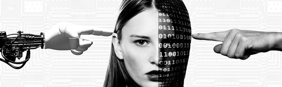 Application d'intelligence artificielle à un site internet