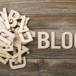 Création de blog importances