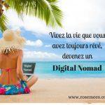 Digital nomad Définition