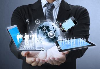 Les secteurs favorables à l'évolution numérique