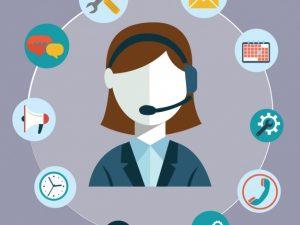 Le support chat et l'assistante vocaledes outils de communication pratiques