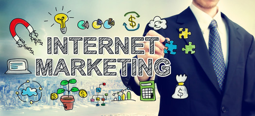 Cabinet de conseils Marketing internet