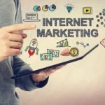 Consultant Web Marketing internet