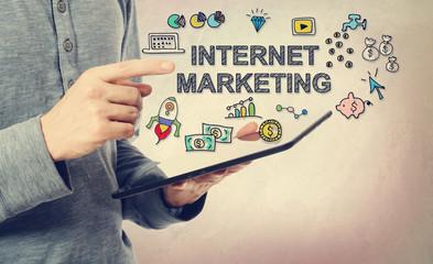 Consultant marketing internet Afrique
