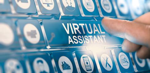 L'importance de disposer d'une assistante virtuelle
