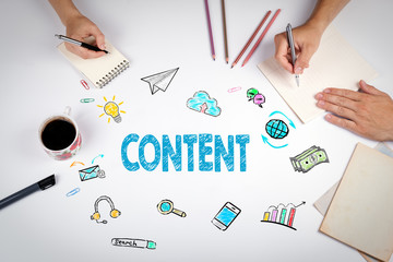 Comment commencer la création de contenu pour votre site ?