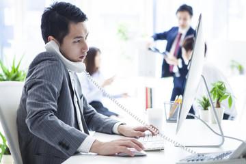 Trouver un professionnel en émission d'appel