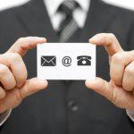 Créer des cartes de visite virtuellesoriginales pour son entreprise