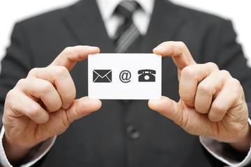 Créer des cartes visite virtuellesoriginales pour son entreprise