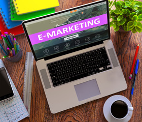 Consultant e-marketing ile Maurice
