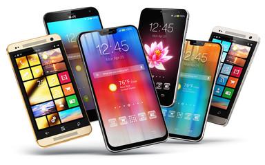 Le monde du smartphone face à d'importants défis