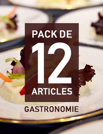Articles Gastronomie