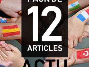 Articles Actualité