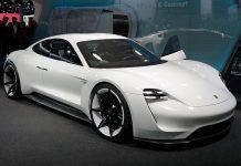 Porsche Taycan : une sportive 100 % électrique dotée d'Apple Music
