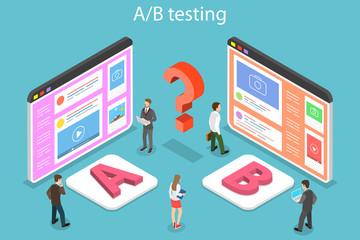 Test de référencement A / B SEO : Définition