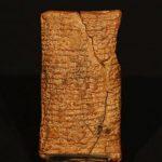 Une tablette d'argile vieille de 4 000 ans, détaillant les plans de l'arche de Noé, a été retrouvée