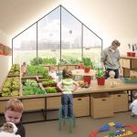 Une ferme-école apprend aux enfants à faire pousser leurs propres cultures