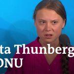 Greta Thunberg à l'ONU: «Comment osez-vous? »