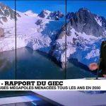 Le GIEC dévoile son rapport sur les océans